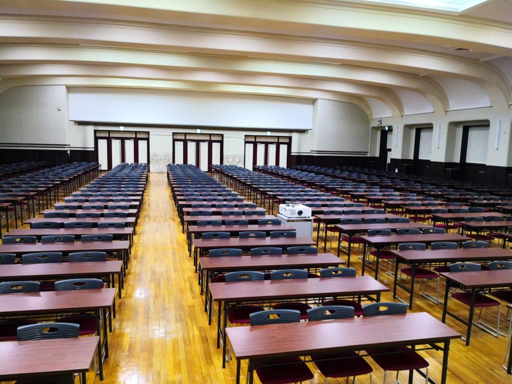 ケータリング 名古屋市公会堂